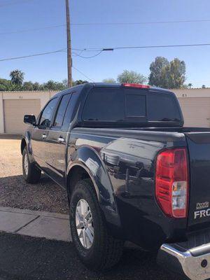 4x4 Nissan Frontier 2017 pickup. for Sale in Phoenix, AZ
