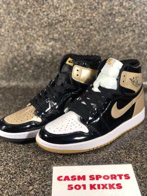 Jordan 1 Gold Top 3 for Sale in North Little Rock, AR