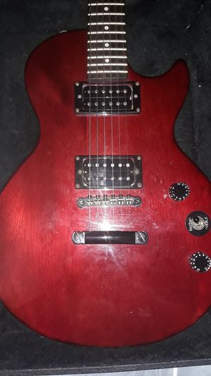 2008 Epiphone Special II Wine Red for Sale in Jacksonville, NC