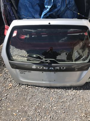 2005 Subaru Forester rear hatch for Sale in Tower City, PA