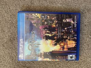 Kingdom hearts PlayStation for Sale in Las Vegas, NV