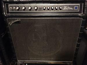 Kustom sidewinder guitar amp for Sale in Claremont, CA