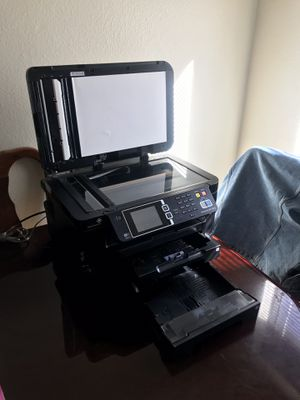 Epson 4-1 inkjet wireless printer for Sale in Ontario, CA