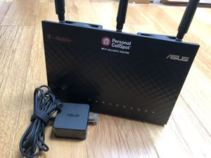 Asus TM-AC1900 Router w/Fan for Sale in Rosemead, CA
