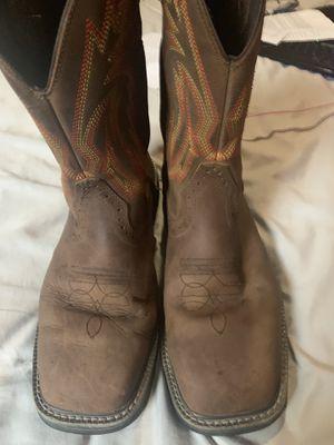Brand new Men's Steel Toe Work Boots for Sale in Arlington, TX