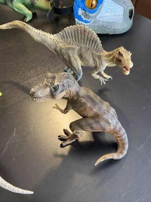 Dinosaur Toys and Mask for Sale in Boca Raton, FL