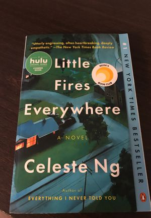 Little Fires Everywhere book for Sale in Bloomington, IL