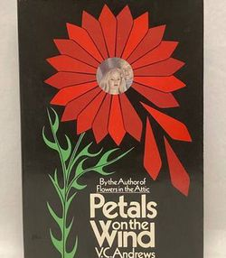 HC book Petals on the Wind by VC V.C. Andrews 1980 Book Club Edition BCE for Sale in Phoenix,  AZ
