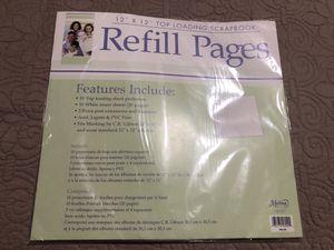 Scrapbook Filler Pages for Sale in Livingston, CA