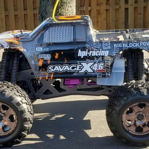 HPI Savage X 4.6 RTR for Sale in Gresham, OR