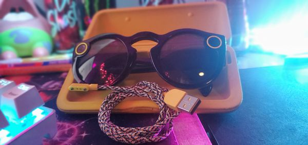 Gen 1 Snapchat Spectacles