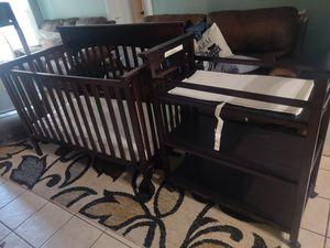 Baby crib set for Sale in Dallas, TX