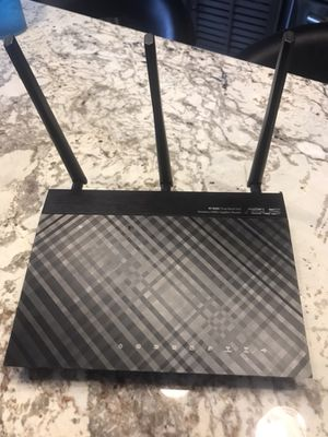 Asus RT N66U Router for Sale in Elk Grove Village, IL