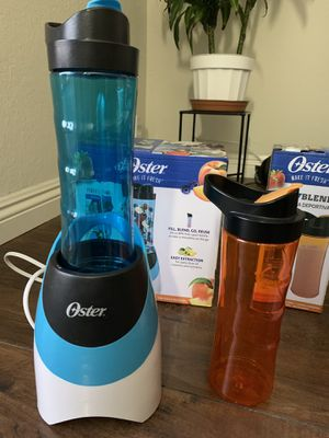 Oster MyBlend + Extra Bottle for Sale in Los Angeles, CA