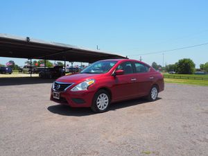 2018 Nissan Versa Sedan for Sale in Dallas, TX