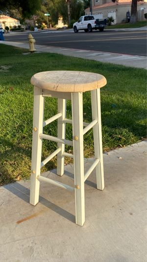 Metal / Wood Stool for Sale in Las Vegas, NV