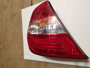 Rear Left Driver Headlight Toyota 30 Original Taillights 2001 2002 2003 2004 2005 2006 2007 Very Good Work Condition. Wheeling. $ 45 for Sale in Wheeling, IL