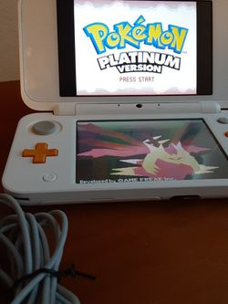 New Nintendo 2ds / 3ds XL 128 gb fully loaded pokemon zelda mario 90+ of games for Sale in Kent,  WA