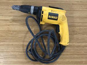 DeWalt DW252 Drywall Screw Gun Drill 6 Amp for Sale in Blue Bell, PA