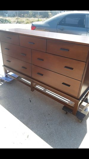 Mid century style but newer dresser for Sale in Nipomo, CA
