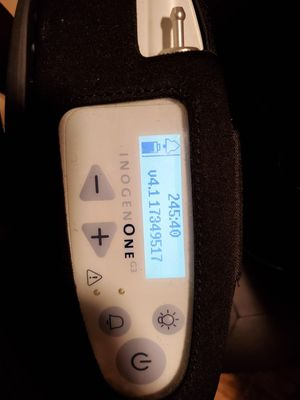 Inogen One G3 Portable Oxygen Concentrator, Battery, Case, Charger for Sale in Huntington Park, CA