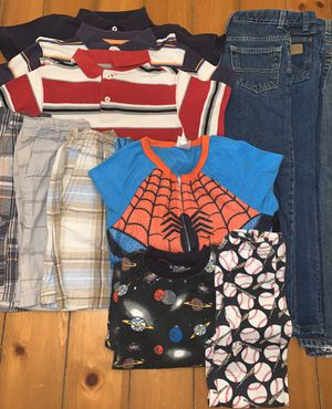 Size 7 Boys Clothing- 13 pieces for Sale in Cape Coral, FL