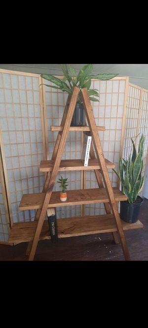 A-Frame Ladder Shelf for Sale in Tampa, FL