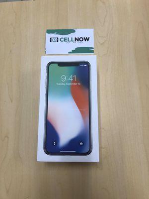 IPhone X - 64 Gb for Sale in Clovis, CA