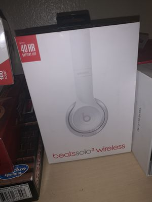 Beats Solo 3 for Sale in San Jose, CA