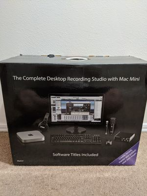 Regular Computer with music making programs for Sale in Russellville, AR