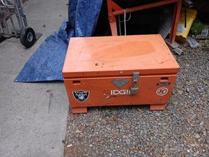 Ridgid Truck Toolbox for Sale in Tracy, CA