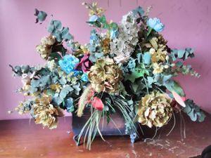 Beautiful Silk Flower Arrangement for Sale in Washington, DC