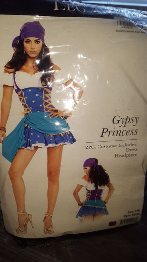 Gypsy Halloween Costume for Sale in Houston, TX