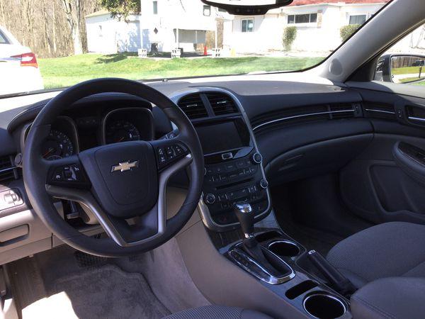 Chevy Malibu 2015