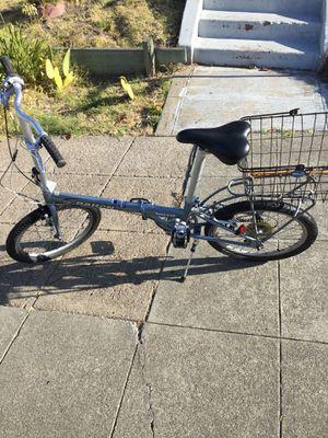 Dahon speed 8 speed folding bike for Sale in Piedmont, CA