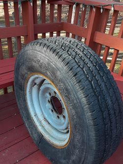 Llanta Y Ring de Repuesto Para truck Ford F250 y F350 for Sale in Washington,  DC