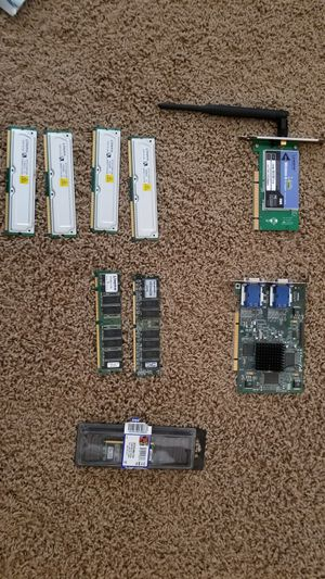 Computer parts for Sale in Spring, TX