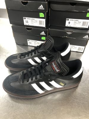 70 $ NEW AUTHENTIC ADIDAS SAMBA SIZES-8.5/9/9.5/10/10.5/11/11.5 MENS for Sale in Jessup, MD