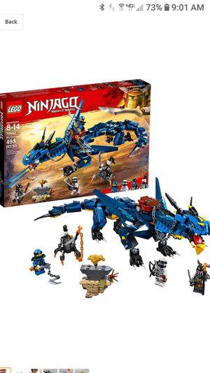 Lego Ninjago Masters of Spinjitzu for Sale in Lithia, FL