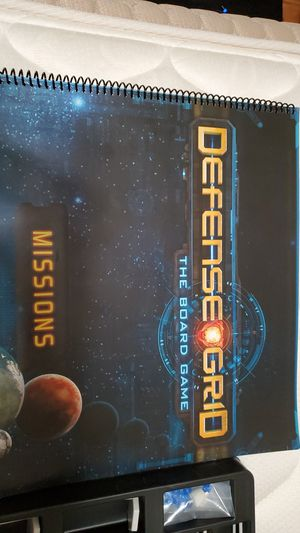 Defense Grid Board Game brand new for Sale in Yelm, WA