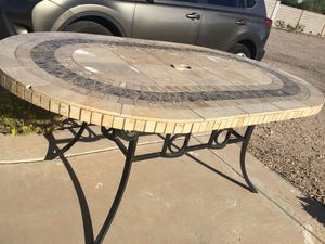 Patio table for Sale in Payson, AZ