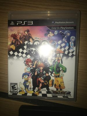 Kingdom hearts had 1.5 remix for Sale in Winston-Salem, NC