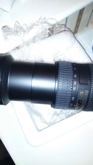 Nikon Nikkor AF-S VR LENS 18-200MM 3.5-5.6 GED ZOOM for Sale in Lilburn, GA