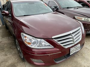 2010 Hyundai Genesis for parts for Sale in Grand Prairie, TX