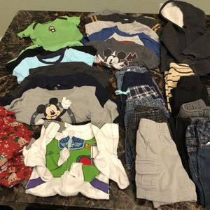 Baby/toddler clothes 18-24 months for Sale in Surprise, AZ