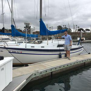 1973 Coronado Sailboat 27ft $6500 OBO for Sale in Chula Vista, CA