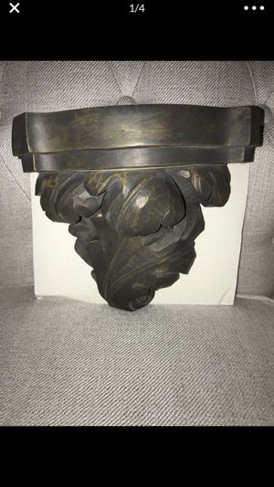 Solid wood wall decor set for Sale in Bakersfield, CA