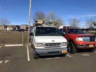 2001 ford e350 van price reduce $4500 for Sale in Aloha,  OR