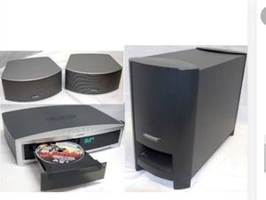 Bose 3 2 1 series 2 for Sale in San Francisco, CA