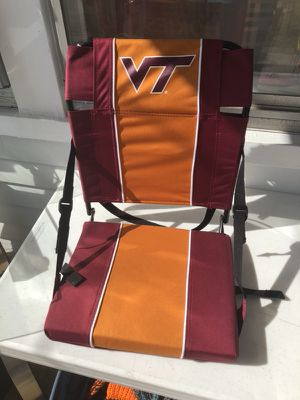 Virginia Tech stadium seat for Sale in Madison Heights, VA